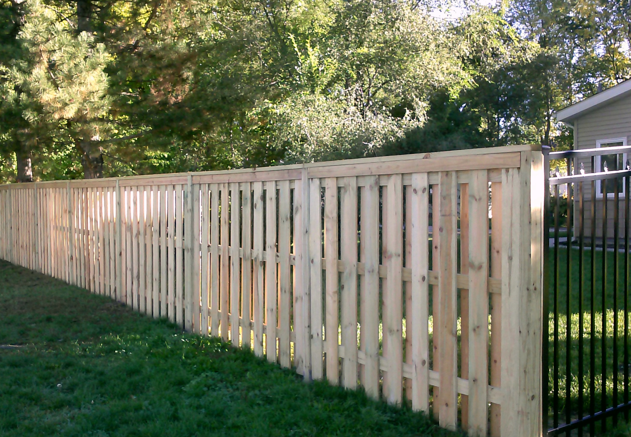 Helping To Revitalize Neighborhoods One Fence At A Time