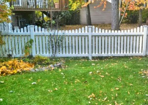 Semi-Privacy Fence