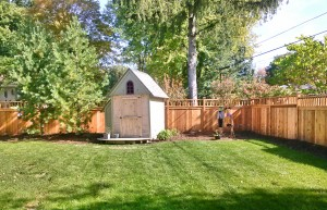 Good Neighbor Cedar Custom Wood Privacy Fence