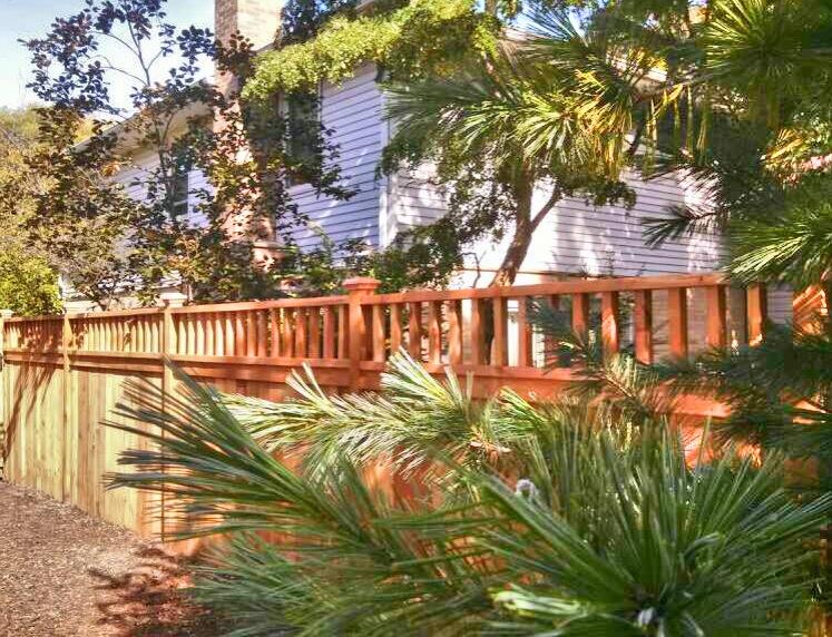 Good Neighbor Cedar Custom Wood Privacy Fence