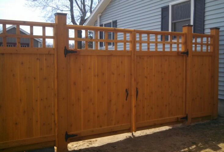 Custom Wood Fence Design Guide