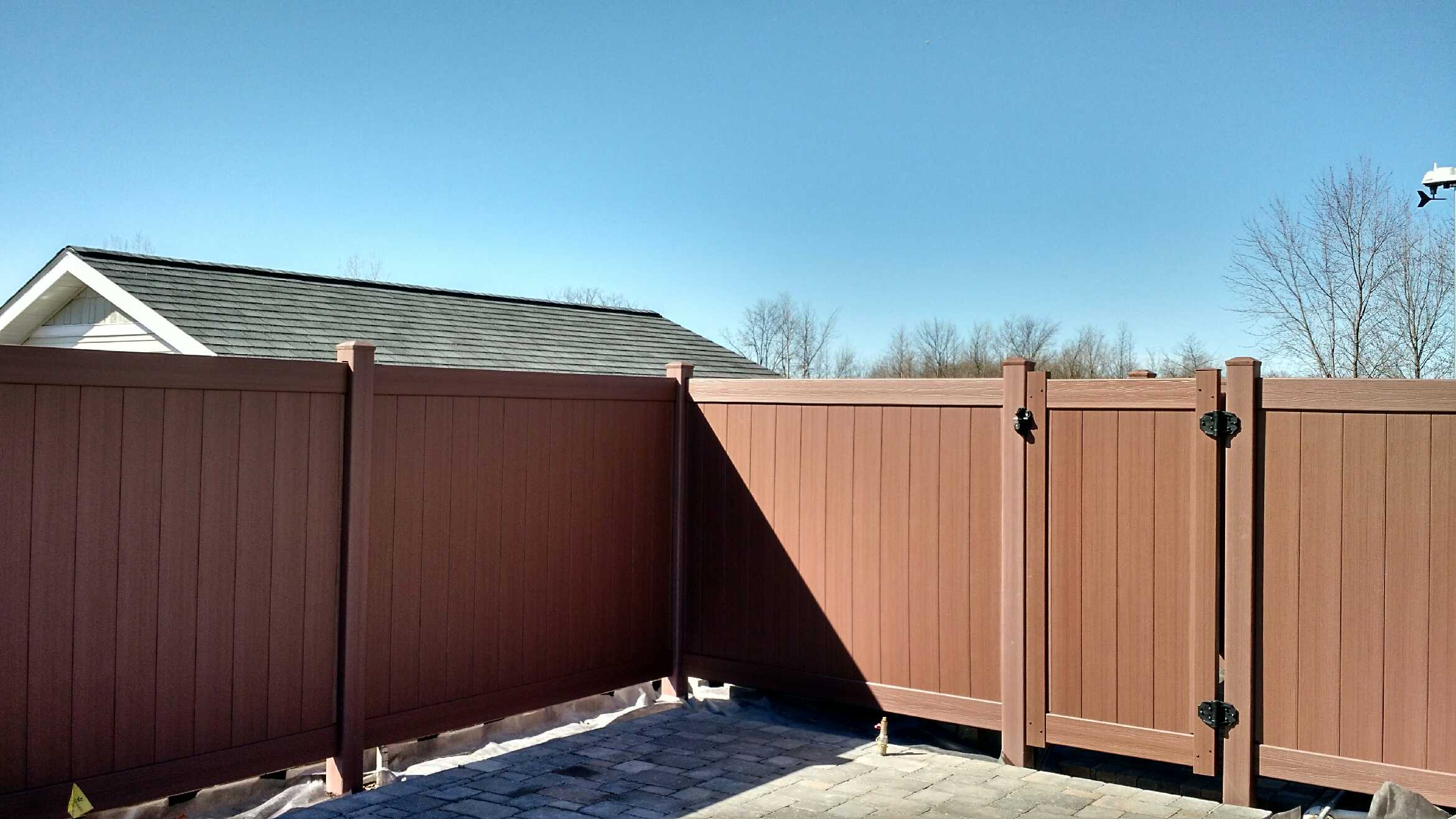 Styles for Your Poly Vinyl Fence