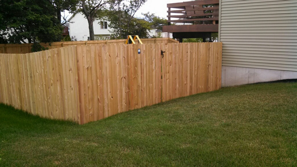 estimating the cost of a privacy fence