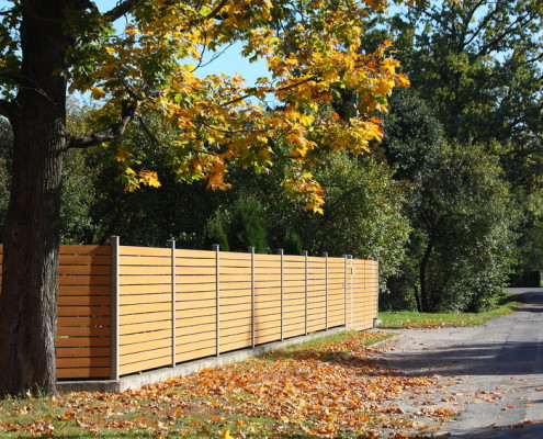 fence installation services
